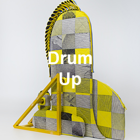 Drum Up art work
